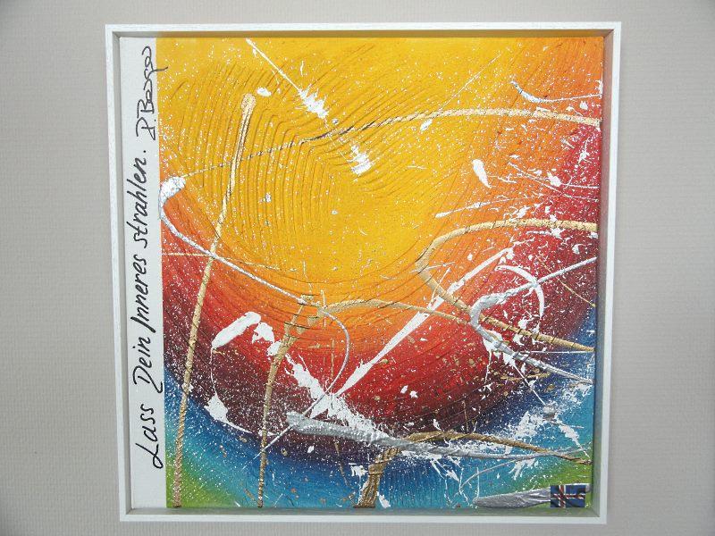 Abstrakte Acrylmalerei kaufen von Roland Berger