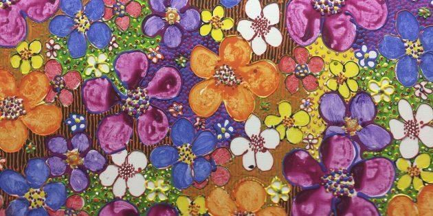Blumen von Gaby Kulstrunk